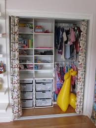 Closet Design Ideas For Kids Wardrobe Closed Bt Curtains Simple Classic Modern Stylish Shelving Systems Slide