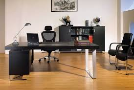 large size of desk simple executive office desk rectangle shape manufactured wood construction black color alluring gray office desk