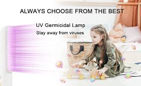 <b>UV</b> Light Sanitizer Wand, ANCROWN <b>Portable UVC Disinfection</b>