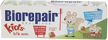Biorepair Junior Toothpaste: Health & Personal Care - Amazon.com