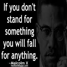 「Malcolm X said」の画像検索結果