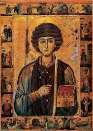 <b>Святой</b> Пантелеимон. Иконография - Православный журнал ...