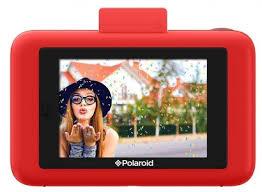 Купить Цифровой <b>фотоаппарат Polaroid Snap</b> Touch <b>Red</b> ...