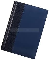 <b>Ежедневник</b> LUXE REPTAIL, полудатированный, синий ...