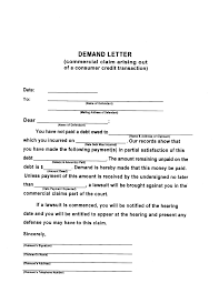 loan demand letter template letter template  category 2017 tags home loan demand letter