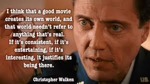 Christopher Walken Quotes. QuotesGram