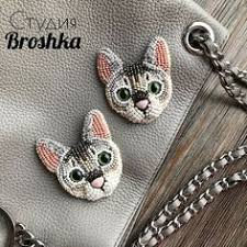 80 Best <b>Cats</b> images in 2019 | Beaded Jewelry, Seed Beads, Bead ...
