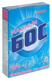 Купить <b>Отбеливатель</b> порошковый <b>БОС плюс Maximum</b>, 600 г по ...