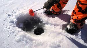 DNR - <b>Ice Fishing</b>