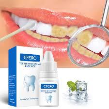 EFERO Teeth Cleaning <b>Powder</b> Serum Whitening Gel Tooth <b>Dental</b> ...