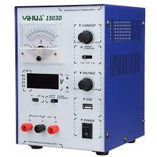 Лабораторный <b>блок питания Yihua PS</b>-1503D 15 вольт 3 ампера ...