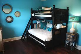 wood flooring modern black white bedroom