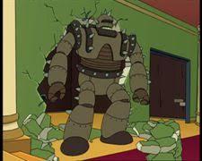 Futurama: Next Toynami Build - A - Bot figure?