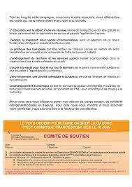 Lettre de Dominique Francesconi pour la 9e circonscription - Site ... - traclegis1-page-2