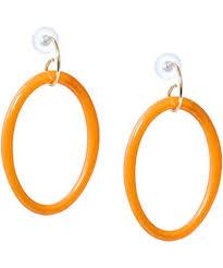 <b>Оранжевые</b> Женские <b>серьги</b> | 70 вариантов в одном месте ...