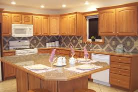 Kitchen Countertop Decor Modern Kitchen Countertops Decor Backsplash Tile Designs Kitchen