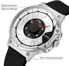 CADISEN <b>Mens</b> Sports <b>Watches</b> Stylish Unique Design Simple ...