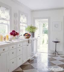 how to decorate a white kitchen