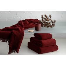 <b>Полотенце банное</b>, бордовый (<b>90x150 см</b>)   Купить с доставкой ...