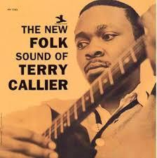 <b>Terry Callier: The</b> New Folk Sound of <b>Terry Callier</b>. Vinyl