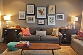transitional living room my 6 easy ways to skillfully hang your art amazing living room houzz