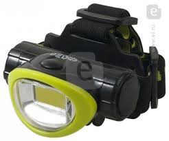<b>Фонарь</b> ФАZА H5-L3W налобный <b>1</b> светодиод черный — купить ...