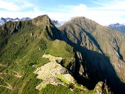 wonders of the world wandering whit machu picchu