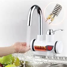 Electric <b>Instant Heating</b> Hot Cold Dual-use <b>Digital Display</b> ...