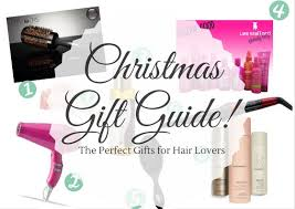 Christmas Gift Guide: The Perfect Gifts for Hair Lovers - Shell La Belle