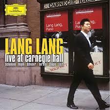 Lang <b>Lang</b> - <b>Live</b> at Carnegie Hall - Amazon.com Music