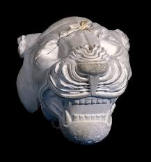 <b>Stone lion's</b> head — Google Arts & Culture