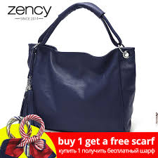 Zency 10 Fashion Colors 100% Soft <b>Genuine Leather Tassel</b> ...