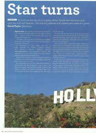 celebrity headhunter interview for executive pa magazine original pdf article photos page 1