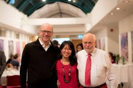 science at work archive iu scientist joins mentor and amar flood left his wife michiko owaki and fraser stoddart