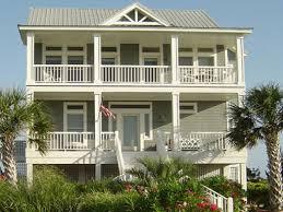 Beach Cottage House Plans Beach House Plans On Pilings  seaside
