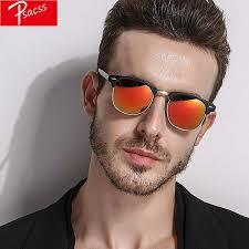 <b>Psacss</b> 2018 <b>Retro</b> Sunglasses Men Women Polarized Semi ...