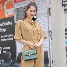 New Messenger Bag Thai Bee Pack Chain Bag Shoulder Bag <b>Small</b> ...