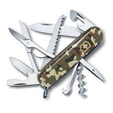 Нож <b>VICTORINOX Huntsman 1.3713.94</b> 91 мм на SWISSARMY.RU