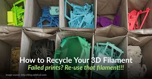 Guide to Green 3D Printing - 4 Ways to be More <b>Sustainable</b>!  