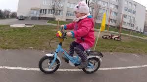 Как БЫСТРО научить ребенка кататься на <b>велосипеде</b>! Марта 3 ...