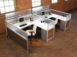 laminate workstations with acrylic dividers nano systems furniture artopex artoplex office furniture