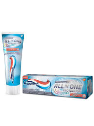 <b>Aquafresh</b> Аквафреш All-in-One Protection Whitening, <b>зубная</b> ...