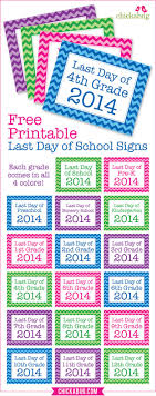 printable first day of school signs view this image