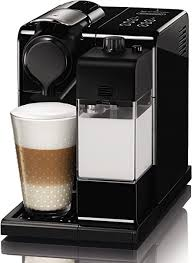 <b>Nespresso</b> EN550.B <b>Lattissima Touch</b> Automatic Coffee Machine ...