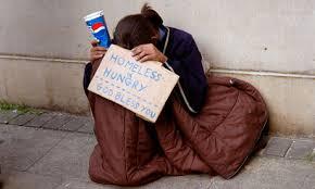 the beggar on 50k a year?