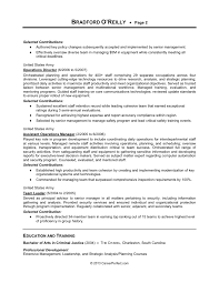 military resume examples for civilian military resume example