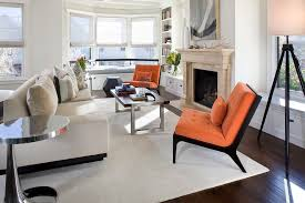 accent chairs living room furniture  orange living room chair living room decorating ideas with accent cha