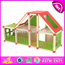2016 newest children wooden doll housepopular baby wooden doll housemini kids wooden brand baby wooden doll house