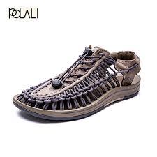 polali <b>2017 New</b> arrived summer sandals men shoes quality ...