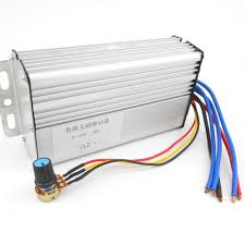 <b>DC Brushless Motor</b> Driver Board Electric Governor (<b>No Hall</b>) 30A ...
